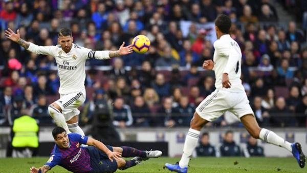 ضربة موجعة لريال مدريد قبل مواجهة برشلونة