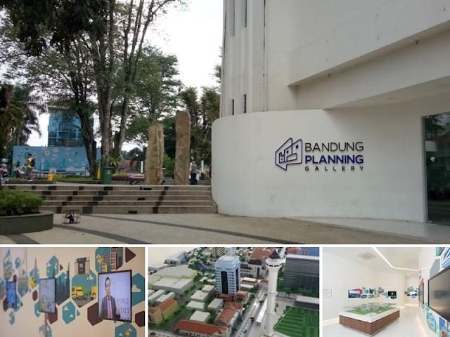 Bandung Planning Gallery, Mengenal Lebih Dekat Kota Bandung dari Masa ke Masa
