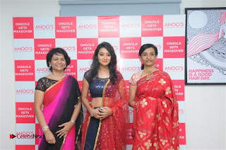 Telugu Actress Bhanu Sri Stills in Lehenga Choli at Anoo's Salon Launch at Ongole  0008.jpg