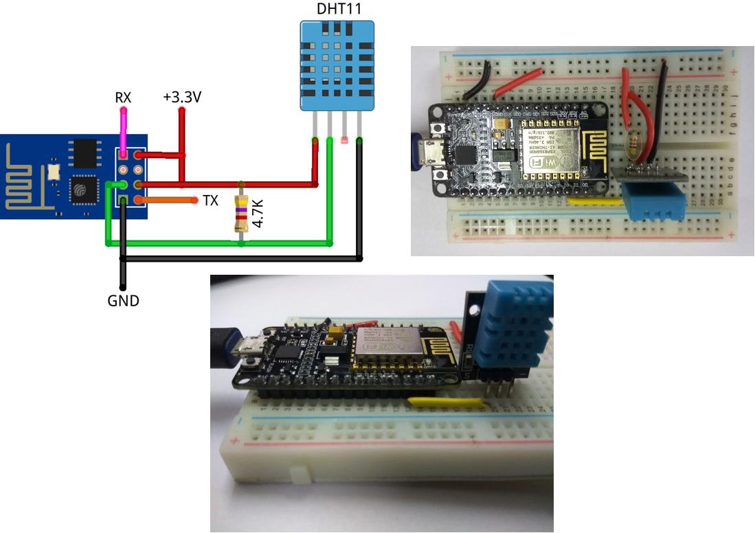 dht11 wiring diagram [ 1099 x 776 Pixel ]