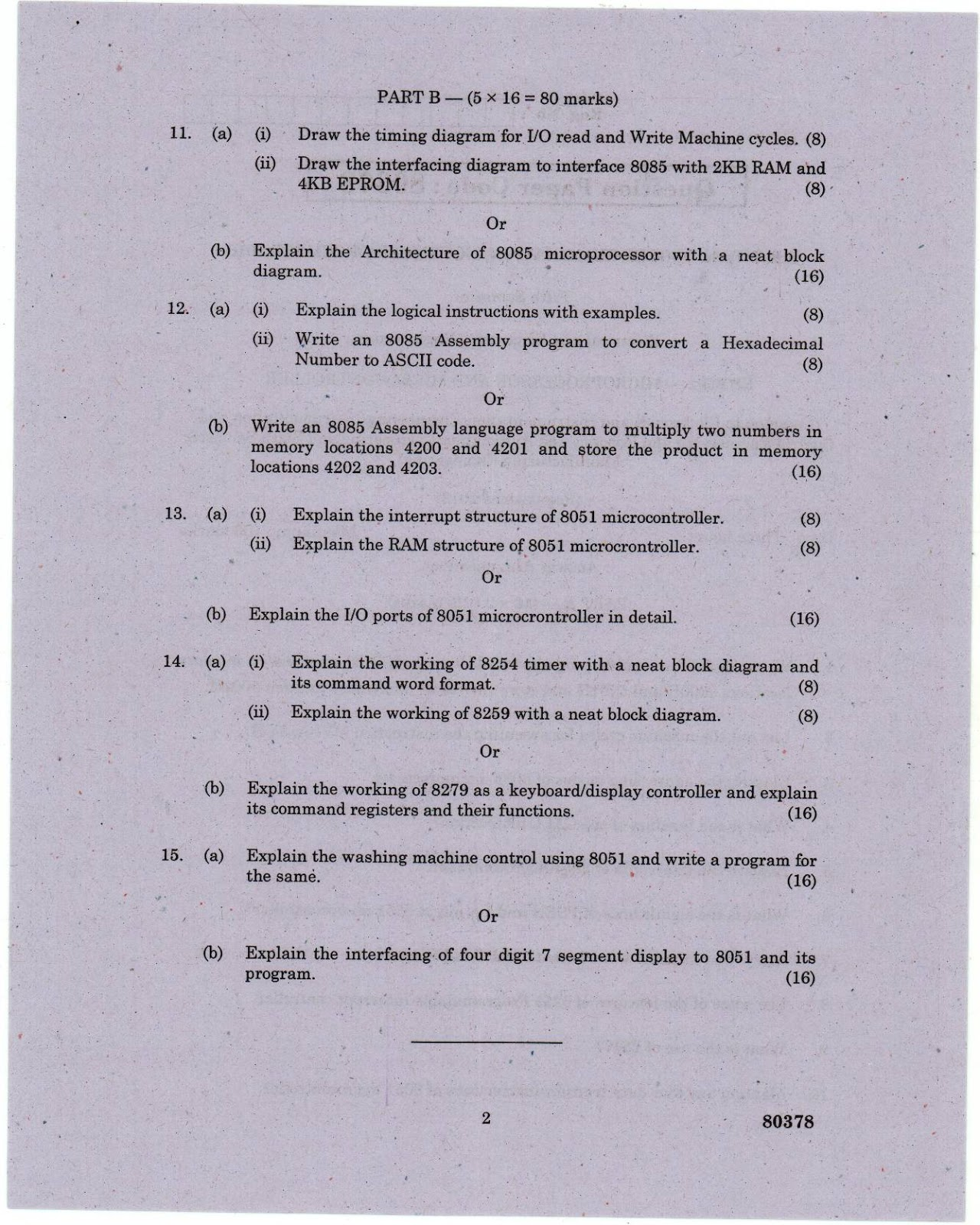 Cp5191 Machine Learning Techniques Question Paper - Quantum
