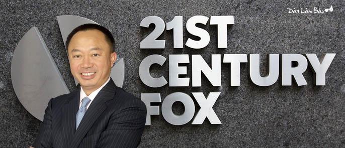 Công ty truyền thông Fox bổ nhiệm ông Đinh Đồng Phụng Việt làm Giám đốc Pháp lý và Chính sách của công ty