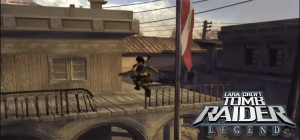 Tomb Raider Legend PC Full Game - Screenshot 2