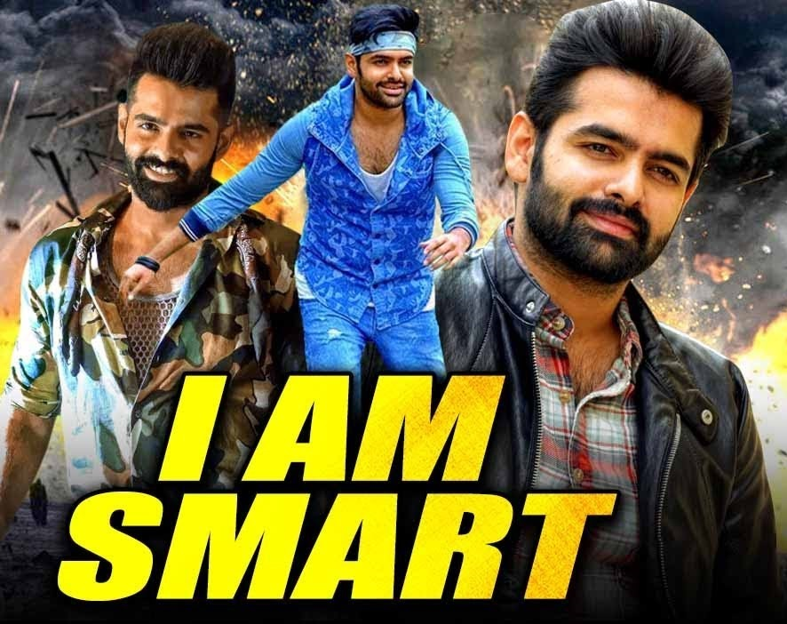 I Am Smart 2019 Telugu Hindi Dubbed 720p HDRip 450MB