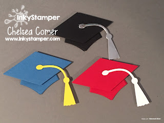 make graduation caps in all colors