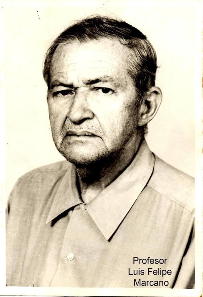 APURE: Memorias de un gran educador: Luis Felipe Marcano. HISTORIA.