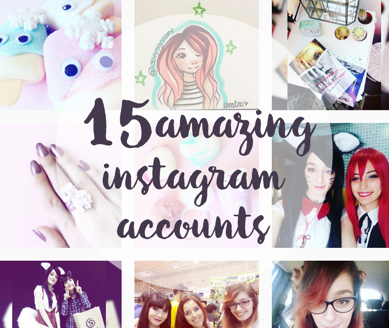 TOP 15 best instagram accounts