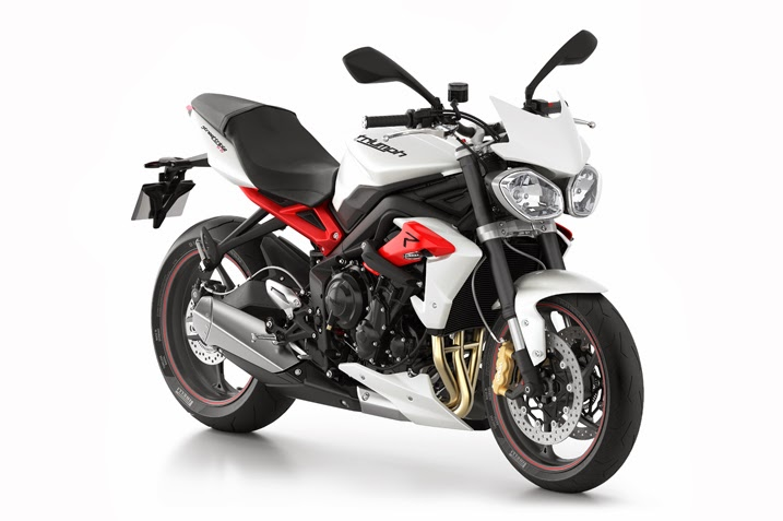 2014 Triumph Street Triple Triple R Models Revealed