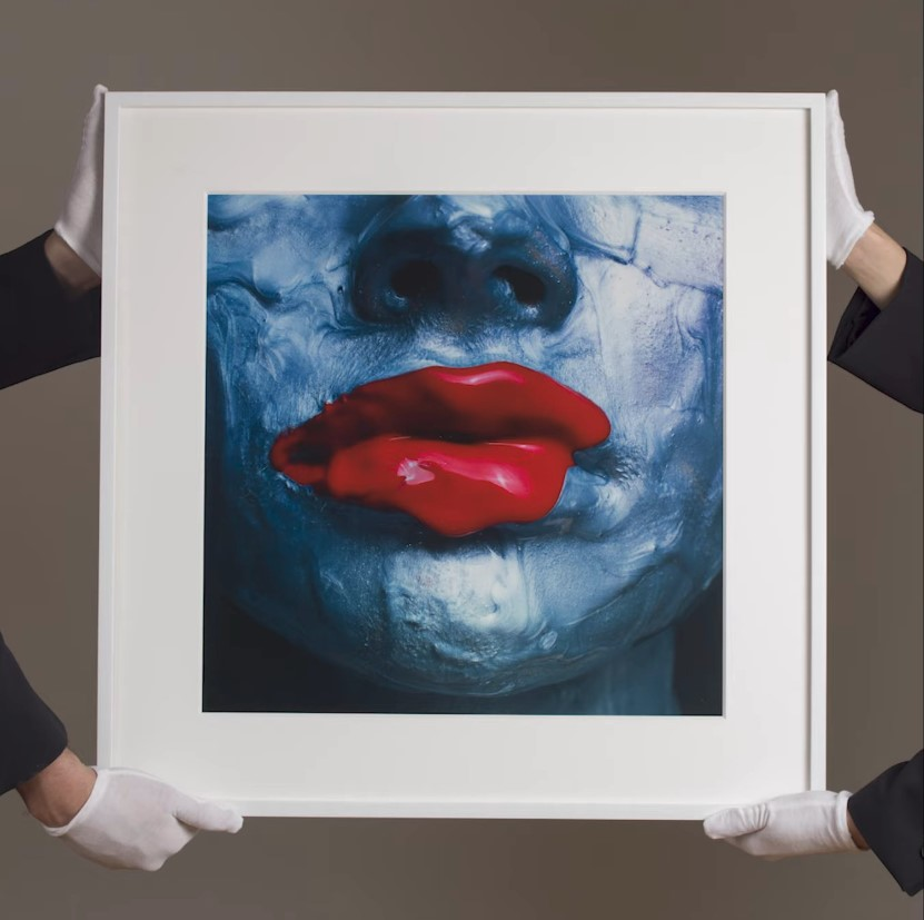 How Tyler Shields sold out one of his rarest and most expensive photographs