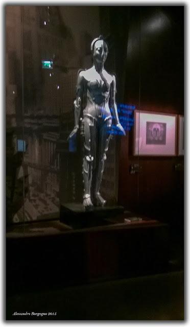Robot di Metropolis (Fritz Lang, 1927) - Cinémathèque française di Parigi