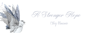 A Stronger Hope. Blog Literario.
