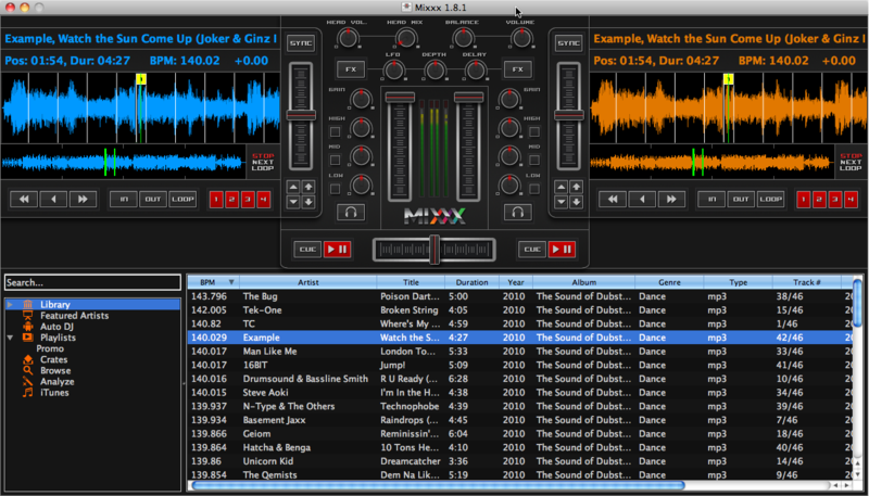 Internet Broadcasting Software For Second LIfe DJs