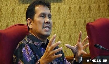 SIMAK! Informasi Penting Soal Rekrutmen CPNS dari Menteri PANRB yang Baru, Asman Abnur