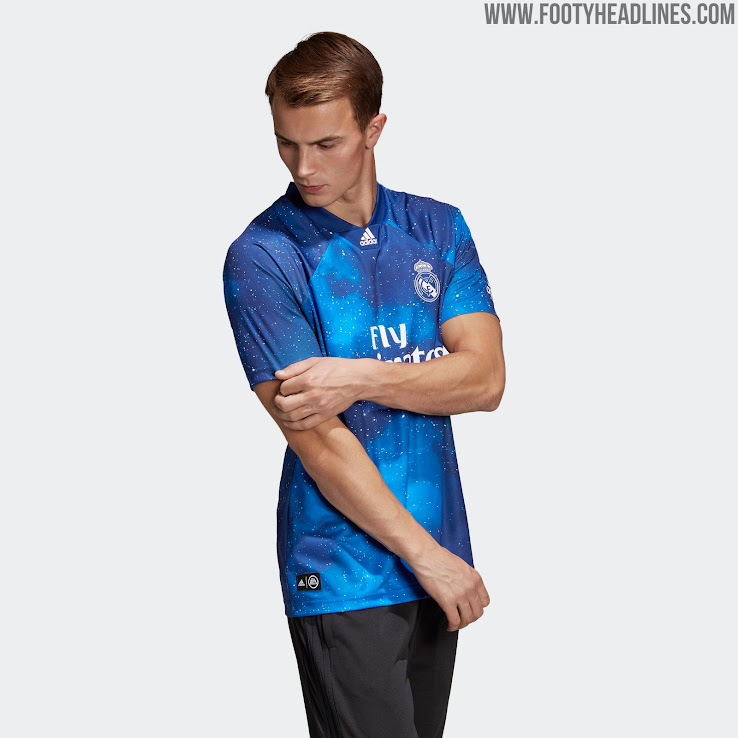 the best attitude 35f04 5dec8 Outstanding Adidas x EA Sports Real Madrid Kit Released ...