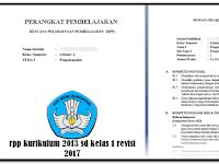 RPP Kelas 2 Tema 6 Subtema 1 2 3 4 Revisi K13 Terbaru