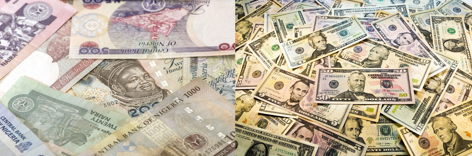 Naira Shoots Up To N402 1 Dollar