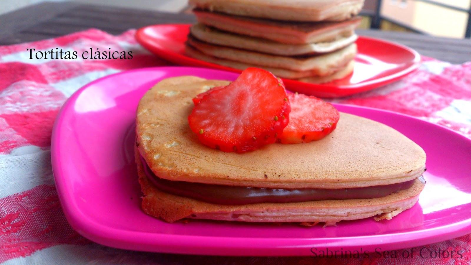 Tortitas_americanas_receta_clásica_Pancakes