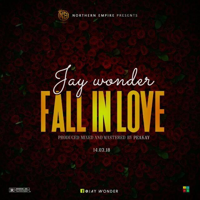 Jay Wonder -Fall In Love
