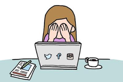 Tem Na Web - Afaste-se agora mesmo das Redes Sociais