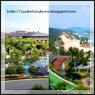 Pulau sentosa, Singapore, Singapura