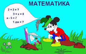 Тесты по математике online