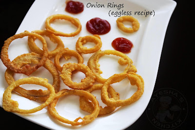 no egg onion rings with no bread crumbs, onion ringlets for snack simple easy snack recipe
