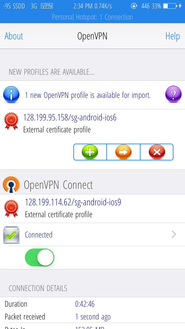 How to Import OVPN Config Files to iPhone or iPad [iOS] (No