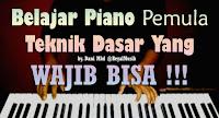 Cara Mudah Cepat Bisa Bermain Piano Keyboard Pemula