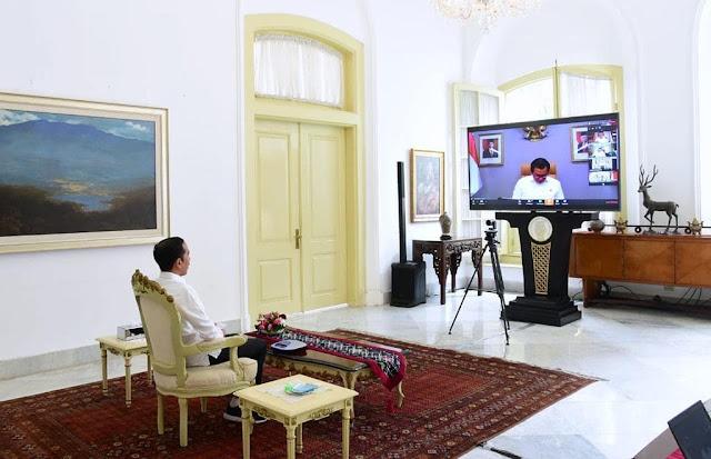 Hasil Tes Corona Presiden dan Menteri Tidak akan Diumumkan ke Publik