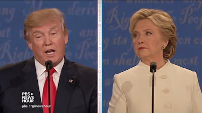 Hillary Clinton's response to 'late term abortion' at the debate that made even Democrats cringe