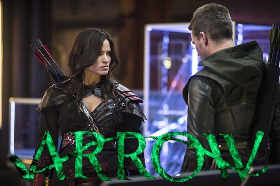 ARROW: CLIP DEL EPISODIO 3X04. THE FLASH: NUEVO CASTING Y 3 CLIPS DEL EPISODIO 1X04