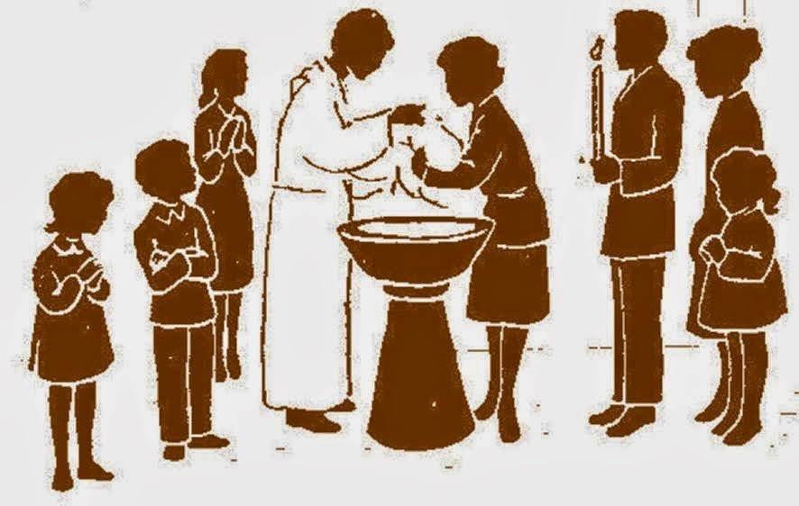e9ce4e500425fe iCatolica.com: Padrinhos de Batismo e uniões irregulares