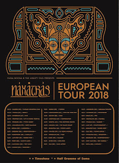 NAXATRAS EUROPEAN TOUR 2018