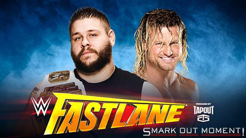 WWE Fastlane 2016 IC Title Match Intercontinental Championship