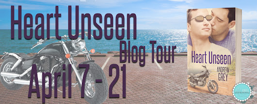 Excerpt Heart Unseen by Andrew Grey w/Giveaway