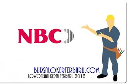 Lowongan Kerja PT NBC Indonesia November 2018