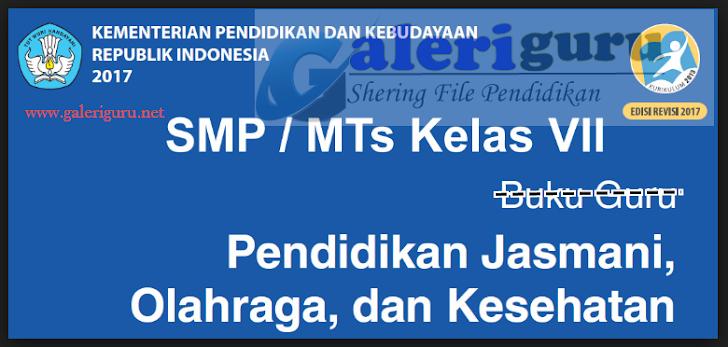 Download Administrasi Guru (Matpel PJOK) SMP/MTs Kelas 9 Kurikulum 2013