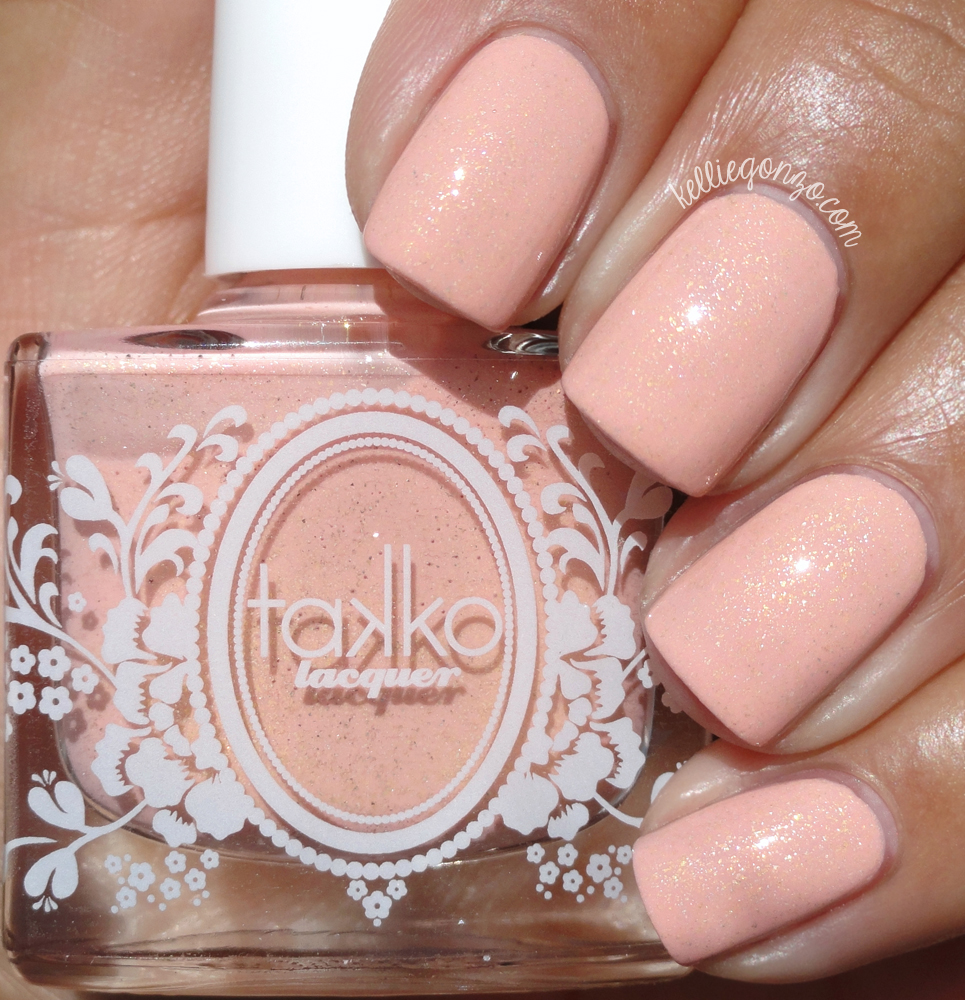 Takko Lacquer Rose Quartz