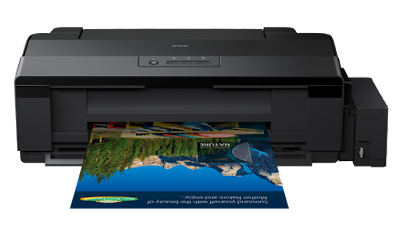 Tutorial Reset Printer Epson L1800 Blinking Error dengan Reseter