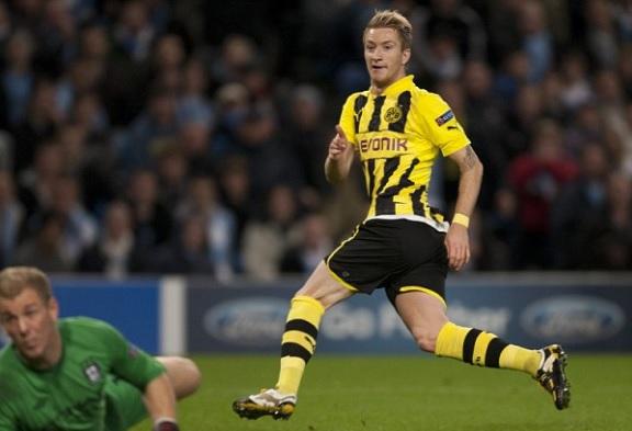 Borussia Dortmund Vs Manchester City Live Stream