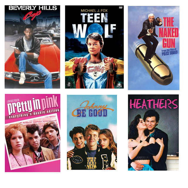 80'S FEEL GOOD FILMS : NETFLIX EDITION
