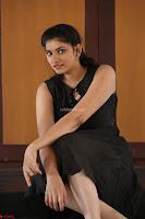 Khanishka new telugu actress in Black Dress Spicy Pics 17.JPG