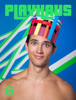 Ben Bowers for PlayHaus Magazine by Kira Bucca