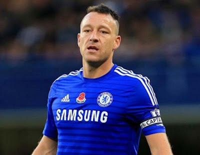 John Terry, Pemain sepakbola terkaya peringkat 20