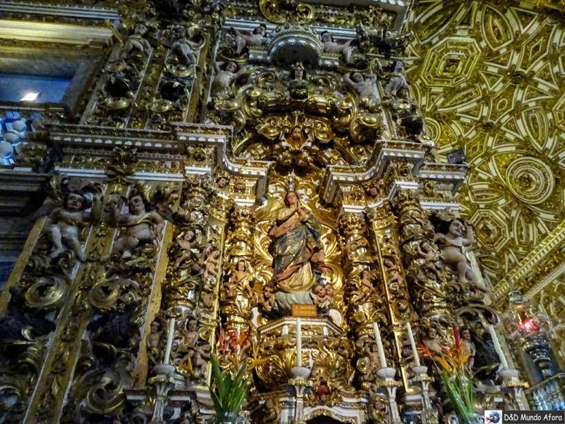 O que fazer em Salvador - Igreja e Convento São Francisco