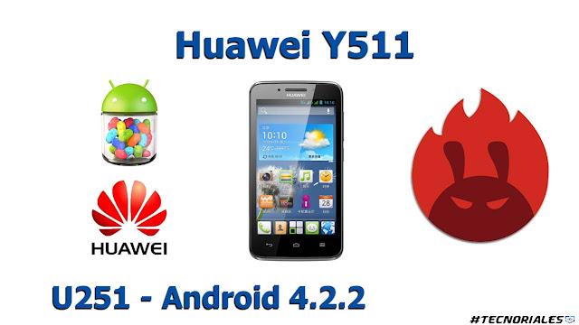 huawei y511 antutu benchmark