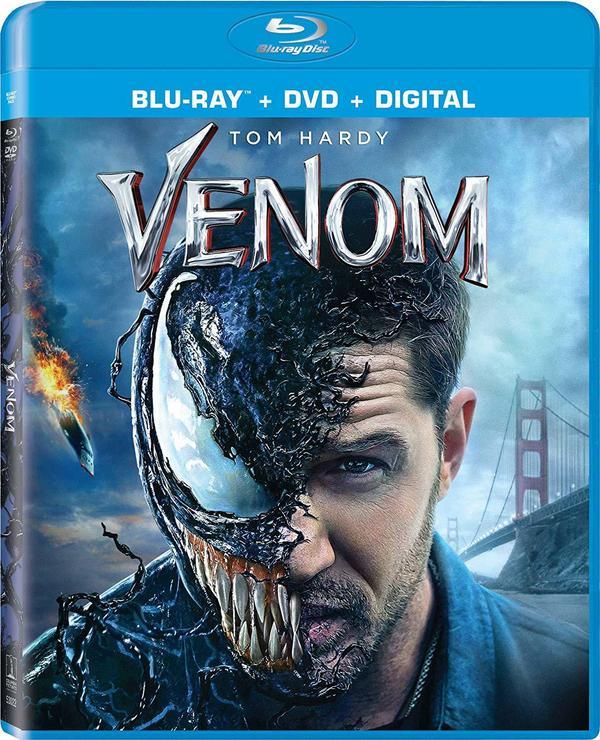 Venom (2018) Dual Audio Hindi 500MB BluRay 720p HEVC x265 ESubs