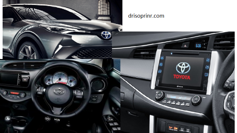 New Toyota C-hr Interior 2016