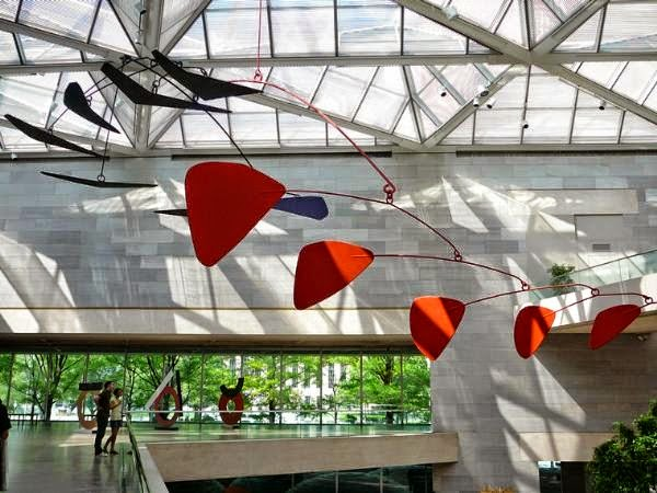 Mid2Mod: Mobiles: Alexander Calder, Leah Pellegrini and DIY