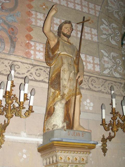 St Jean Baptiste-église de Arthun ©Défrade